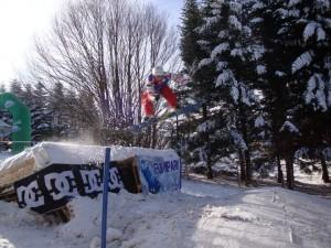 Snowpark al Monte Fumaiolo, il FUMIPARK